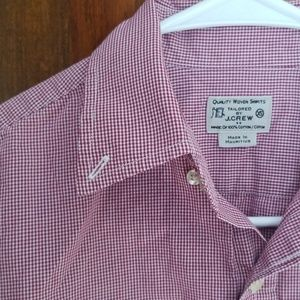 2/$30 Vintage J.crew button down with pocket